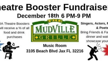 Holiday Open Mic Night - Wed 12/18