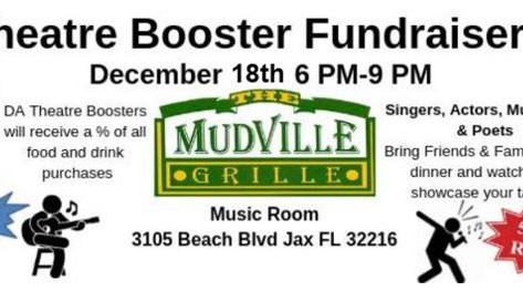 Holiday Open Mic Night - Wed 12/18/19