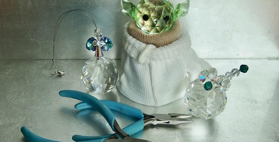 Crystal Ornament-Making Workshop