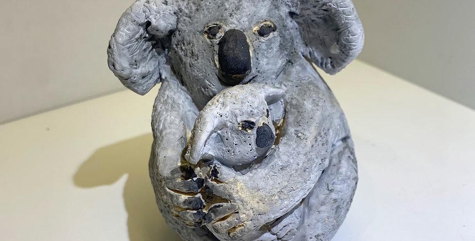 Koala in ceramic