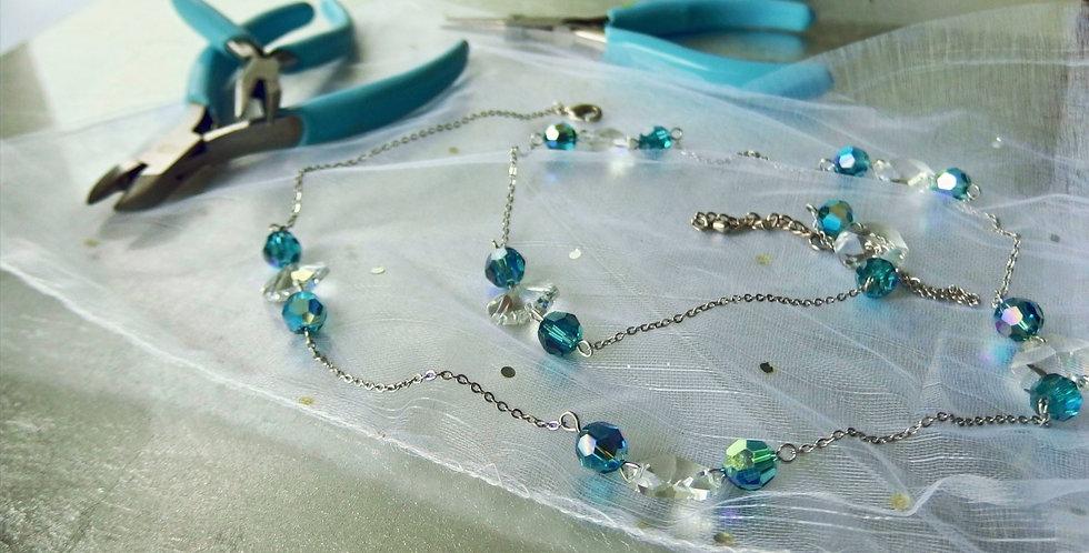 Swarovski Jewellery-Making Workshop