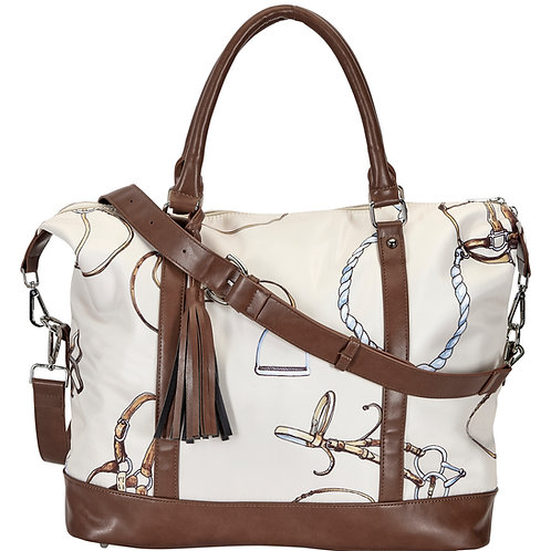"LP449 ""Lila"" Bridles 'n Things Travel Bag"