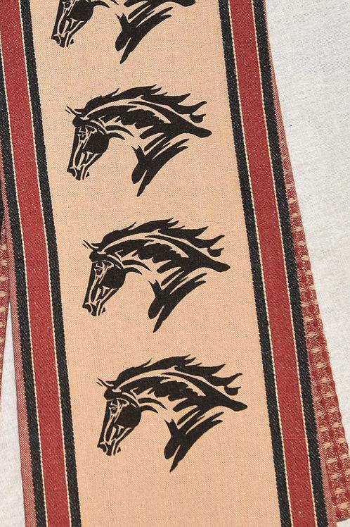 Horse Head Kitchen Towel