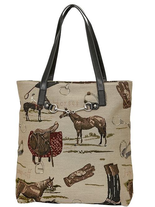 LP451 Tapestry Tote Bag