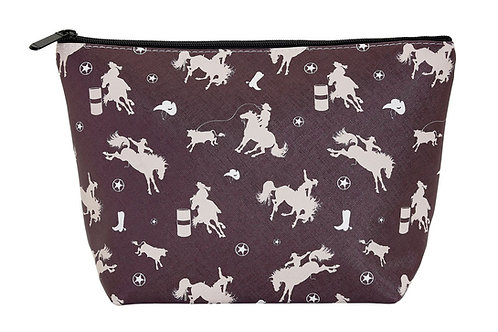 "GG619 ""Lila"" Rodeo, Cosmetic Case, Large"