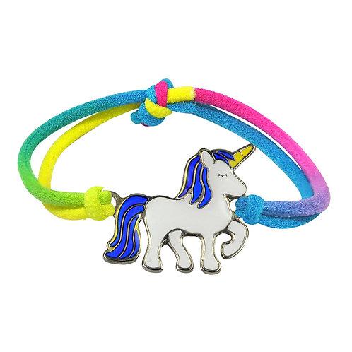 Trotting Unicorn Mood Bracelet