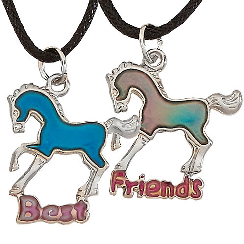 Best Friends Mood Necklace