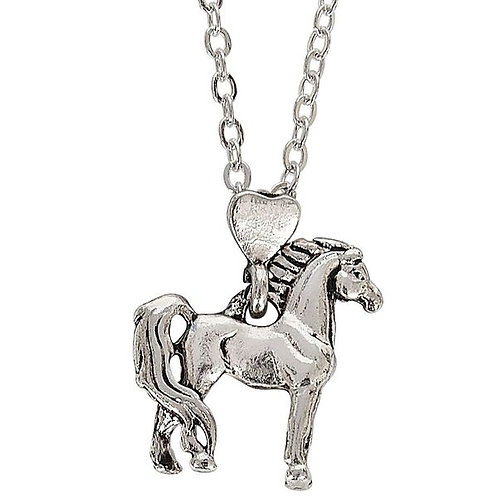 Proud Horse Necklace in Gift Box