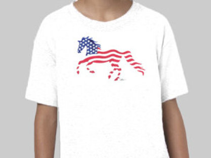 "A489 Youth, ""Lila"" USA Tee"