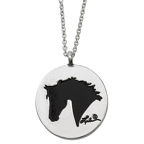 Inspirational Horse Necklace
