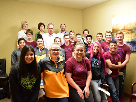 Golden City FBLA Teambuilding and Leadership Trip