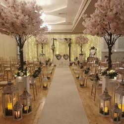 Blossom tree Civil Ceremony
