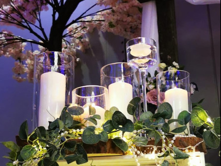 Décor Ideas: Creating Romantic Vibes Using Candlelight