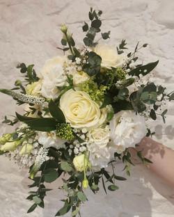 Bridal Bouquet, Bridal Flowers, Wedding