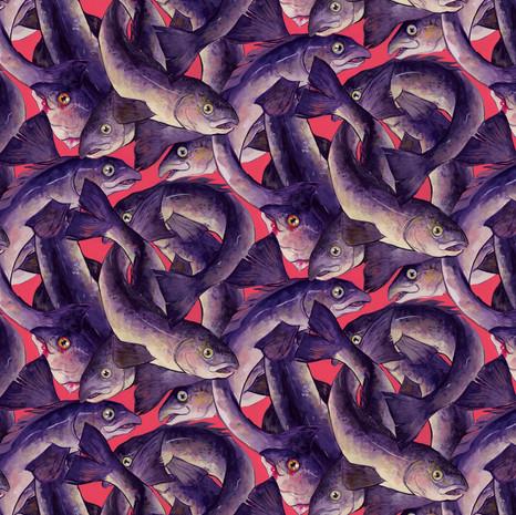 Salmon Pattern