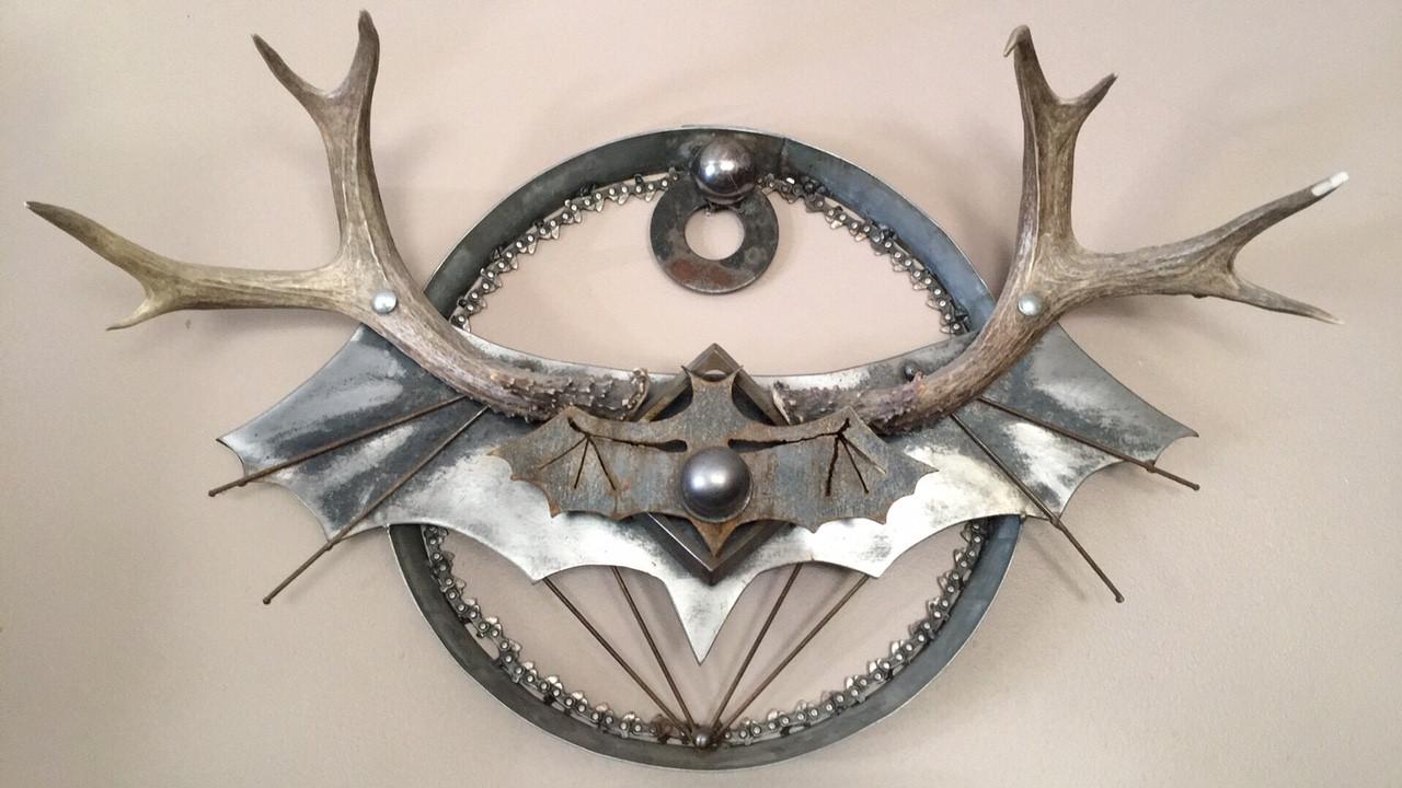 Rebecca Nase Chomyn Metal Art