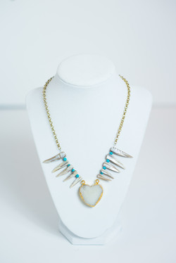 Protect Your Heart Necklace