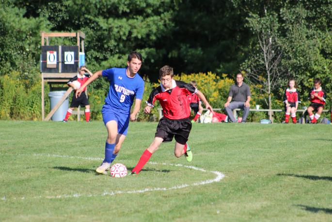 Trinity Kings Soccer