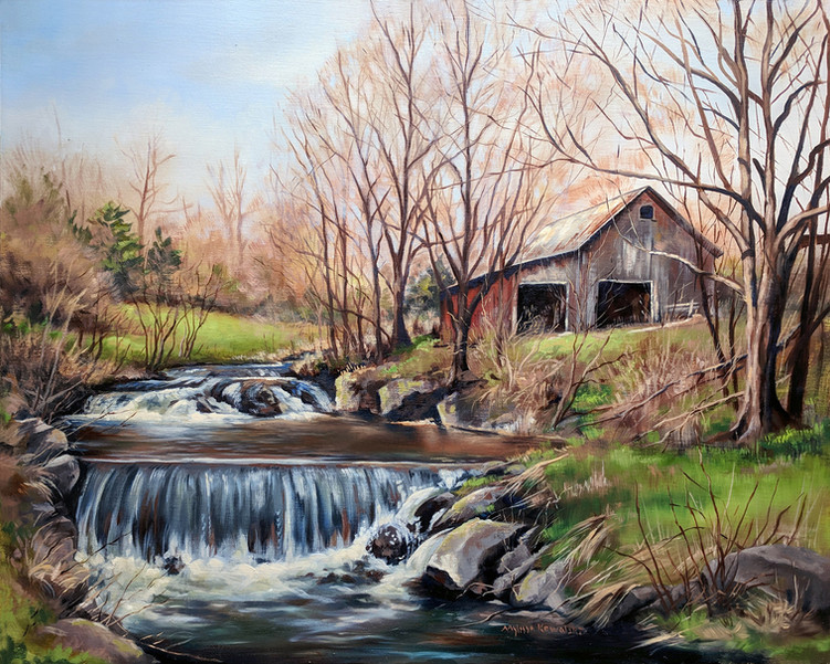 Stone Creek Barn