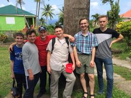 Senior Mission Trip-Dominica