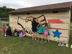 Bombardier Park Mural Project