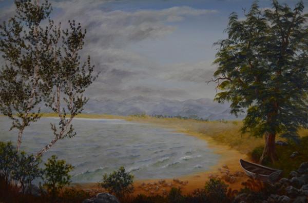 Bay Breeze on Lake Champlain