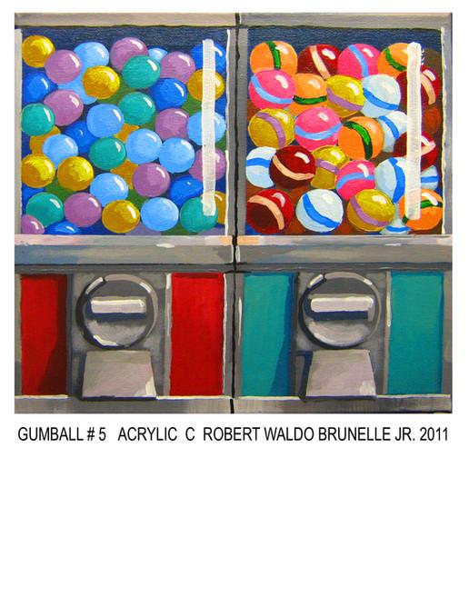 GUMBALL #5