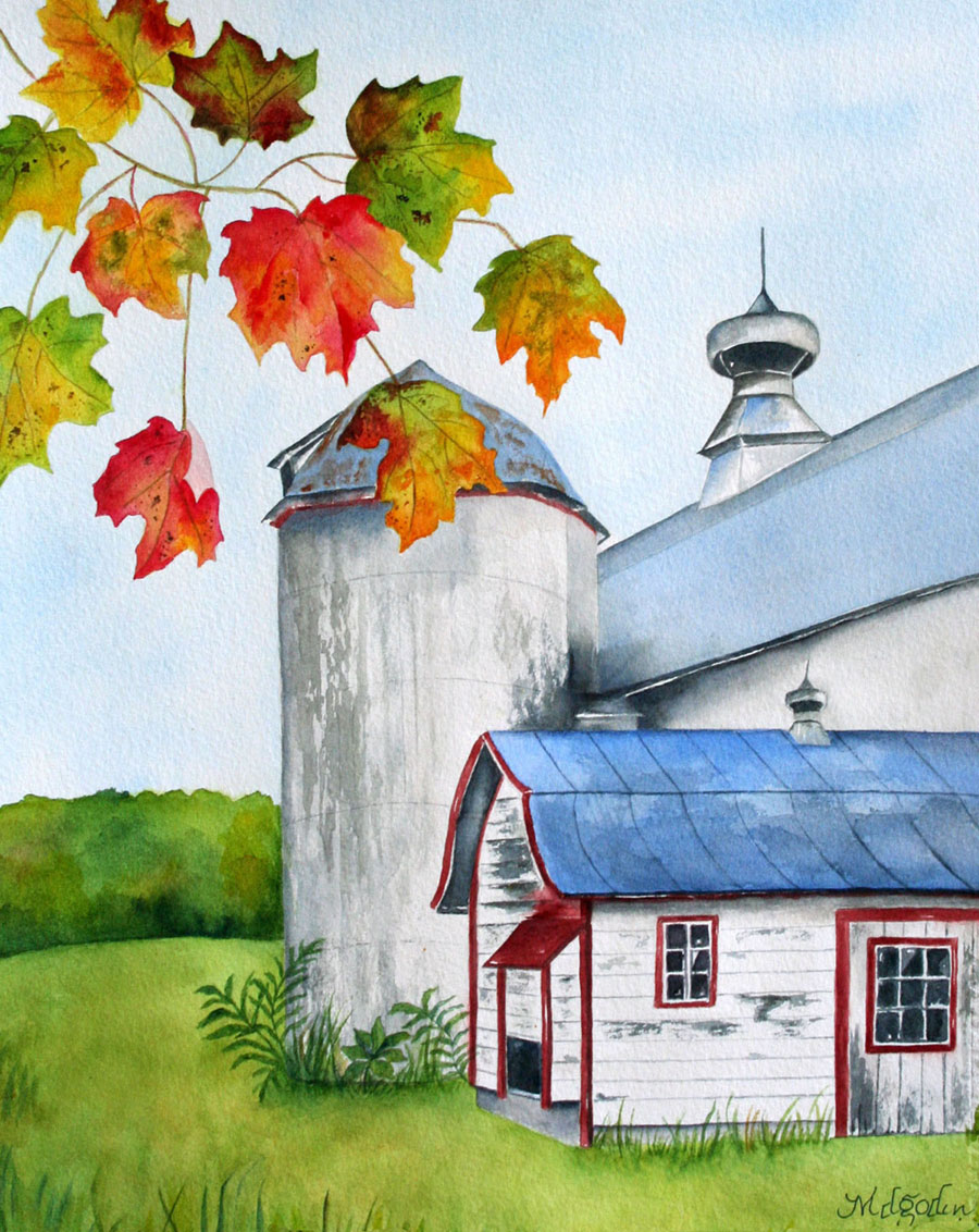 A Fairfield Vermont Barn Website