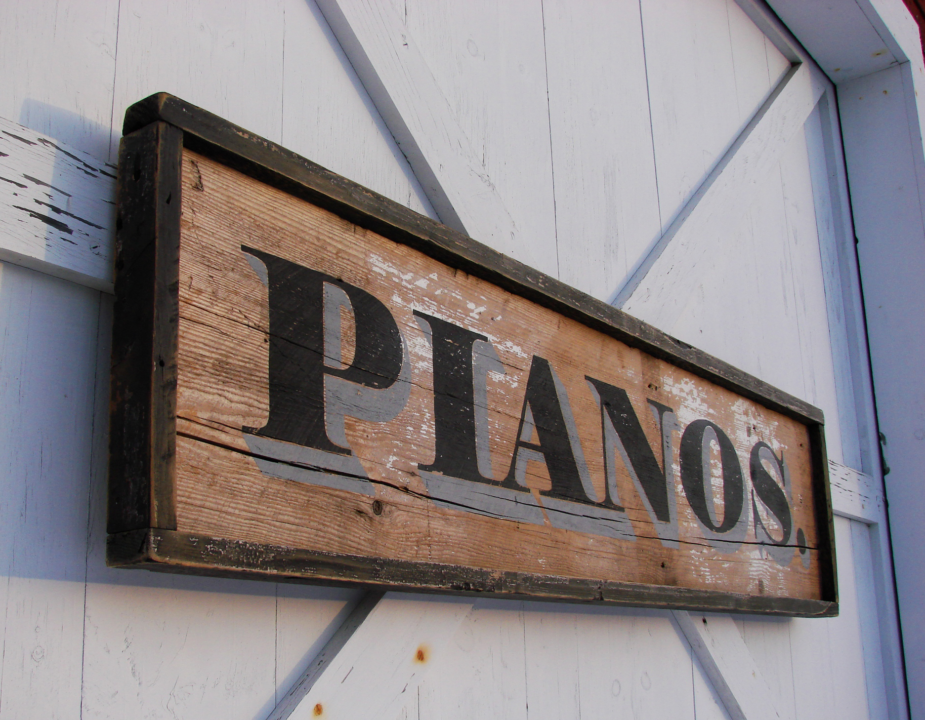Pianos by Yoss