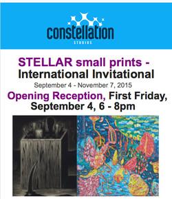 Stellar Small Prints 2015