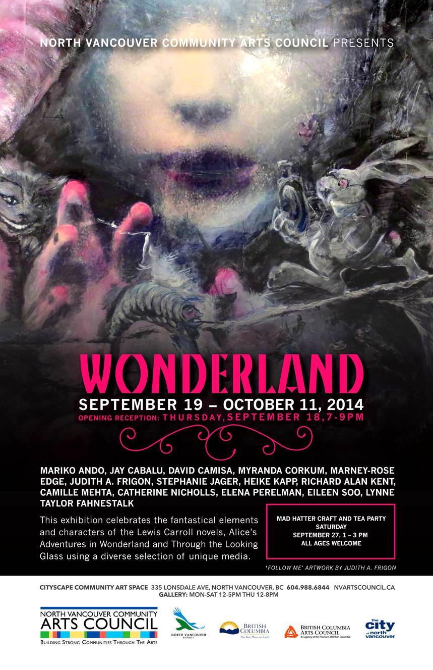 WONDERLAND 2014