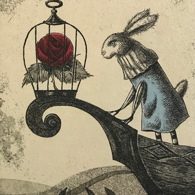 'A Special Trip with a Rose'