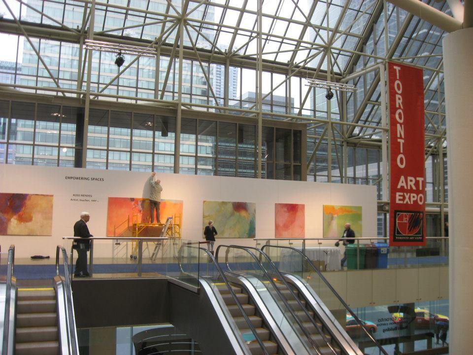 TORONTO ART EXPO 2013