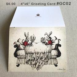 #GC02 GreetingCard $6.00