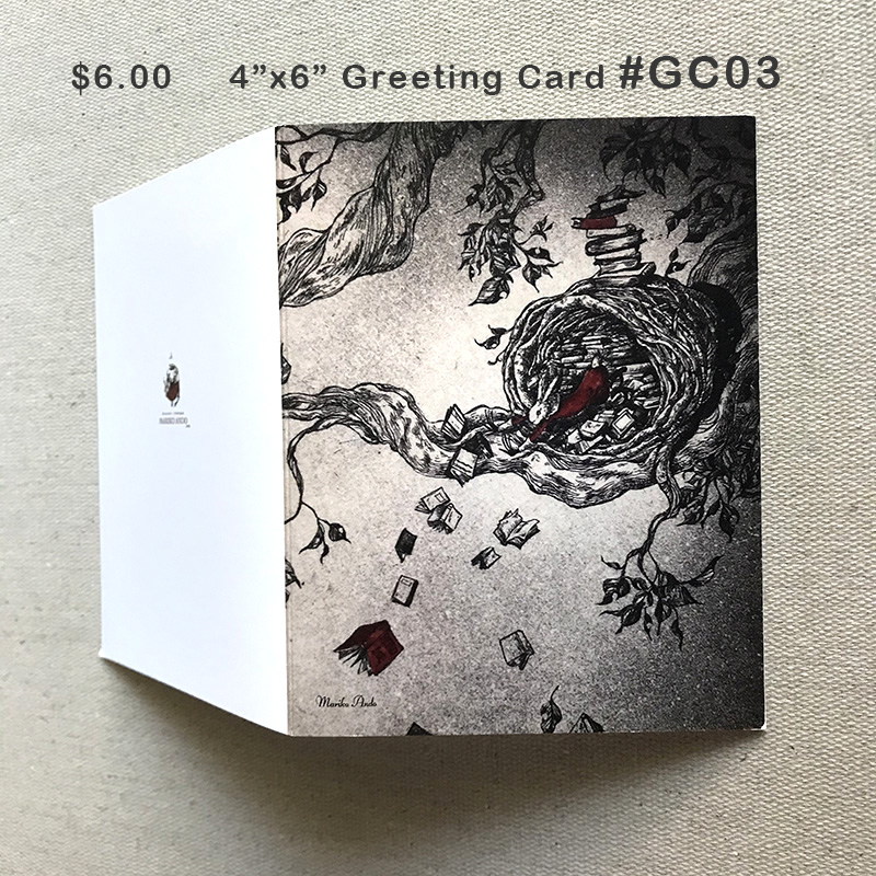 #GC03 GreetingCard $6.00