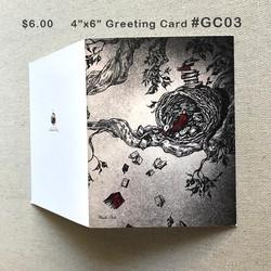 #GC03 GreetingCard $6.00