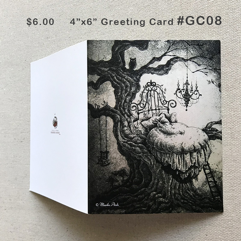 #GC08 GreetingCard $6.00