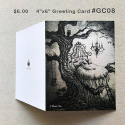 #GC08 GreetingCard $6.00