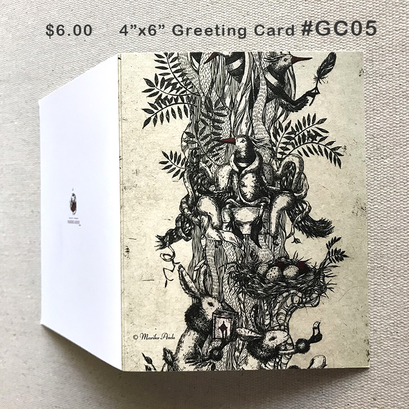 #GC05 GreetingCard $6.00