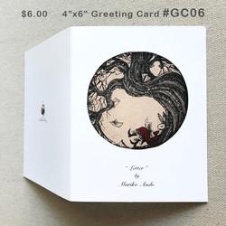 #GC06 GreetingCard $6.00