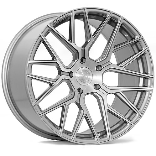 """20"""" Rohana RFX10 Rotary Forged Wheel Set - Ford Mustang S550 Eco Boost,"""
