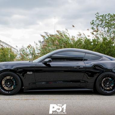 P51 Wheels
