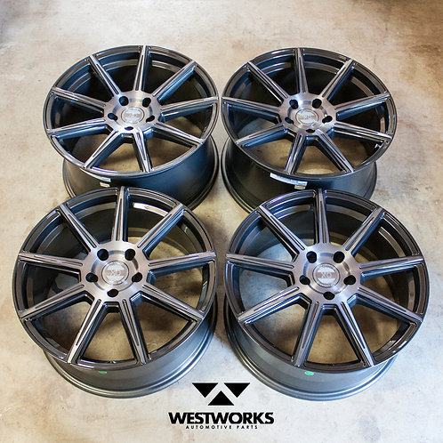 "19"" XO Luxury Vegas Wheel Set - Rotary Forged Monoblock"