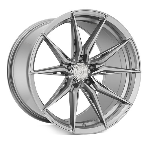 "20"" Rohana RFX13 Rotary Forged Wheel Set - S550 Ford Mustang"