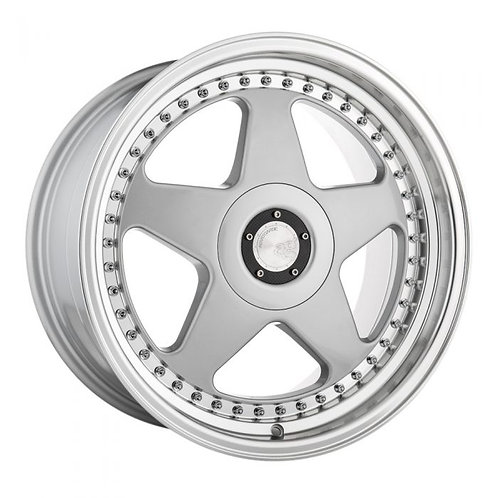 "18"" Avant Garde M240 Silver Wheel Set - Made to order!"