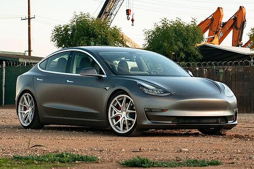 Avant Garde M580 Wheel Set For Tesla Model 3