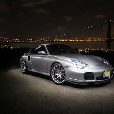 """996 Turbo 19"""" Ruger Mesh Silver"""