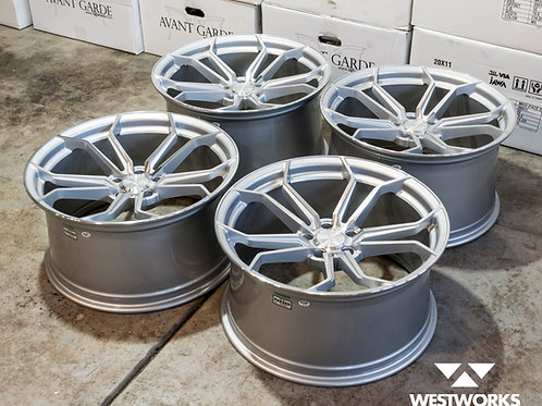 "20"" Avant Garde M632 Wheel Set - Ford Mustang S550"