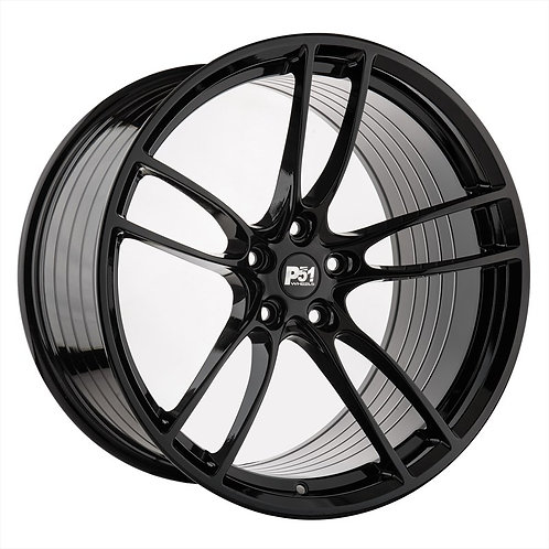 "P51 Wheels 20"" x 10""/11"" Wheel Set - Ford Mustang S550 Eco Boost, GT"