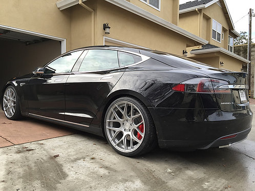 Avant Garde M590 Wheel Set For Tesla Model S